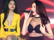Thời trang - Tức mắt nhìn người đẹp Việt hát quán bar
