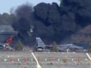 Tin quốc tế - Máy bay Hy Lạp rơi, 10 người thiệt mạng