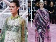 Thời trang - Thích thú với mẫu áo khoác nhựa xa xỉ của Dior