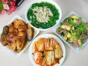 Bếp Eva - Bữa cơm chiều ngon có canh có cá
