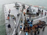 Tin tức - Quân đội Indonesia dừng chiến dịch tìm kiếm QZ8501