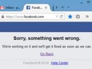 Tin tức - Facebook phủ nhận thông tin bị hacker tấn công