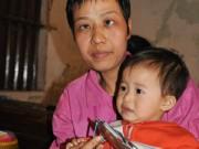 Làm mẹ - Cảm động chuyện người mẹ hy sinh đôi mắt để sinh con