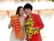 """Làng sao - Phạm Thanh Thảo """"ăn Tết sớm"""" cùng Dương Ngọc Thái"""