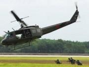 Trực thăng quân sự rơi ở TP.HCM, 4 chiến sỹ hi sinh