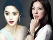 """Làng sao - Triệu Vy - Nữ nghệ sĩ """"đắt giá"""" nhất Cbiz"""