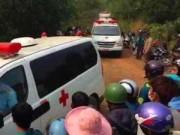 Tin tức - Trực thăng rơi: Đưa thi thể bốn chiến sĩ về nhà tang lễ