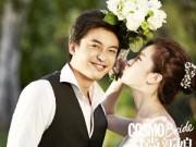 Làng sao - Ngắm ảnh cưới đẹp lãng mạn của nàng Tiểu Yến Tử