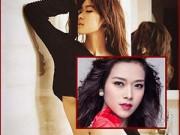 """Làng sao - Ngưỡng mộ vẻ đẹp của """"hot girl 1 con"""" Diệp Bảo Ngọc"""
