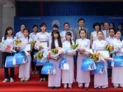 Eva sành - Kotex trao học bổng năm học 2013-2014