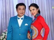 """Làng sao - Việt Trinh vui vẻ tái hợp """"tình cũ"""" Lý Hùng"""