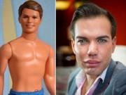 Làm đẹp - Quý ông nghiện thẩm mỹ chi tiền khủng để giống búp bê Ken