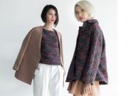 Thời trang - Chất liệu hoàn hảo để chị em Sài Gòn tận hưởng mùa đông