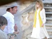 Làng sao - Nam tài tử Brad Pitt hào hứng đóng phim của vợ