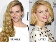 Làm đẹp - Mỹ nhân thế giới thay đổi kiểu tóc chào năm mới