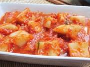 Bếp Eva - Kim chi củ cải cay cay ngày rét