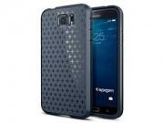 Góc Hitech - Galaxy S6 lộ diện trong vỏ bảo vệ Spigen