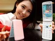 """Eva Sành điệu - LG """"hoài niệm quá khứ"""" với điện thoại nắp gập Ice Cream Smart"""