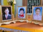Tin tức - Rơi nước mắt cảnh gia đình có 3 người chết dưới bánh xe bồn