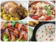 Bếp Eva - 4 món thịt chim ngon cho ngày lạnh