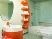 Nhà đẹp - Phòng vệ sinh 3m2 thoải mái xây bồn tắm