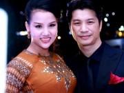 """Làng sao - Bebe Phạm đẹp """"tròn trịa"""" bên Dustin Nguyễn sau khi cưới"""