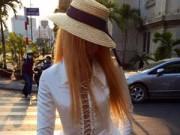 Thời trang - Tuần qua: Huyền Trang nổi loạn với tóc vàng hoe