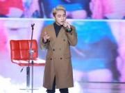 """Làng sao - """"The Remix 2015"""": Sơn Tùng M-TP thua giọng hát, thắng tài năng"""