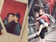 Làng sao - Chi Pu tự đăng ảnh hôn và nói yêu bạn đồng giới