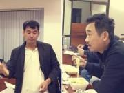 """Làng sao - Xuân Bắc, Quốc Khánh """"tàn tạ"""" vì thức đêm tập Táo quân"""