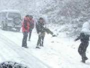 Tin tức - Năm 2015, rất ít có khả năng tuyết rơi ở Việt Nam