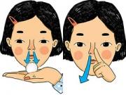 """Làm mẹ - Chiêu dạy con biết xì mũi """"một phát ăn ngay"""""""