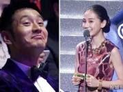 Làng sao - Angela Baby - Huỳnh Hiểu Minh nháy mắt đưa tình
