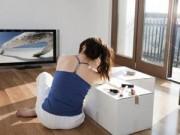 Sức khỏe - Xem tivi quá nhiều dẫn đến suy nhược