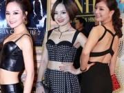Thời trang - Diễn viên Lan Phương ngày càng nóng bỏng lạ lẫm