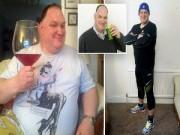 Làm đẹp - Người đàn ông giảm 60kg nhờ nước ép trái cây