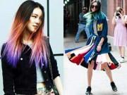 """Thời trang - Gặp nàng """"tắc kè hoa"""" thích nổi loạn của xứ Hàn"""