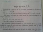 Tin tức - Thú vị bài tập đọc lớp 5 được một ông bố phổ thành thơ