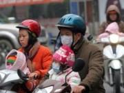 Tin tức - Hà Nội tiếp tục rét đậm, nhiệt độ xuống 12 độ C