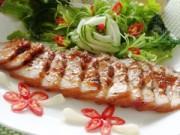 Bếp Eva - Thêm thịt xá xíu chống ngán ngày Tết