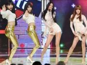 Làm đẹp - Mỹ nhân Hàn tự tin khoe thân hình đẹp trong vũ đạo gợi cảm