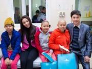 Tin tức sức khỏe - Hoa hậu Kỳ Duyên chia sẻ nỗi đau ung thư