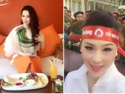 Á hậu Thái Như Ngọc hài lòng với cuộc sống ở VN