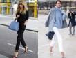 Thời trang - Bóc mác giày hàng hiệu nâng bước sao Hollywood