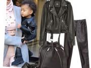 Thời trang - Diện đồ tomboy cá tính như con gái Kim 'siêu vòng 3'