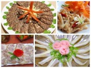 Bếp Eva - Những món ngâm dấm, mắm ngon cho chồng nhậu Tết