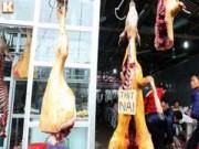 Tin tức - Lễ hội chùa Hương: Cấm treo thịt, đổi tiền lẻ
