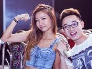 Làng sao - Suboi hào hứng kết đôi cùng Trúc Nhân tại The Remix