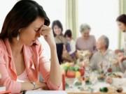 Eva tám - Khóc lóc vì 3 năm chồng không cho về ngoại ăn Tết