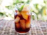 Bếp Eva - Nhâm nhi trà nóng vị hoa quả ngày lạnh